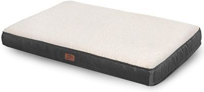 Bedsure Medium Dog Bed with Removable Washable Cover