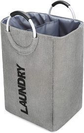 Foldable Laundry Basket with Handles