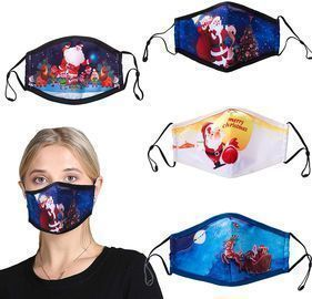 4Pcs Reusable Face Mask