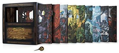 Game of Thrones: The Complete Seasons 1-8 Collectors Ed., Blu-ray