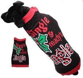 Ugly Christmas Dog Sweater - Sizes for All Dog