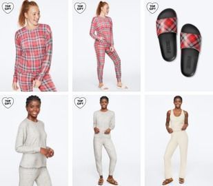 Select Victoria's Secret Sleepwear is only $19.95