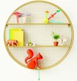 Circle Shelf By Pillowfort (2 Colors)