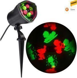 Gemmy LED Multi-color Christmas Light Projector
