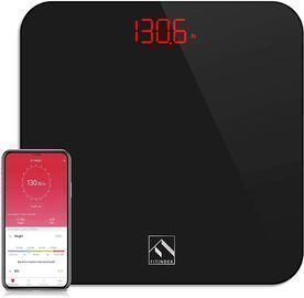 FITINDEX Smart Digital Body Weight Scale