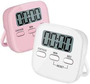 2 Pack Digital Kitchen Timers