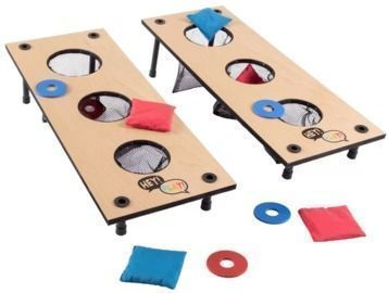 Washer Toss Game Cornhole Board