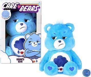 Care Bears 14 Grumpy Bear Stuffed Animal