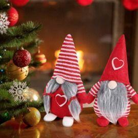 Set of 2 Gnomes - 4 Styles