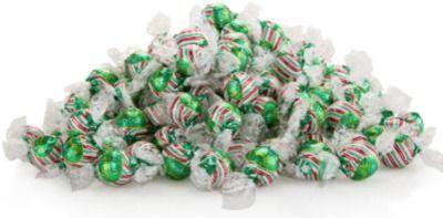 Peppermint Cookie Milk Chocolate Truffles - 800 Pieces
