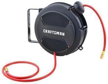 Craftsman Mini Retractable Hose Reel