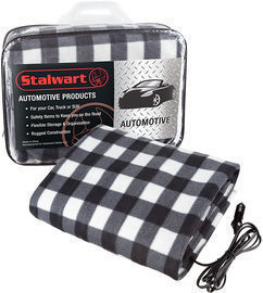 Stalwart Electric Car Blanket (Assorted Styles)
