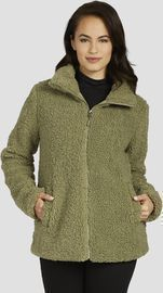 32 Degrees Women's Teddy/Sherpa Jacket