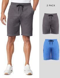 2-Pack of 32 Degrees Men's Neo Tech Shorts
