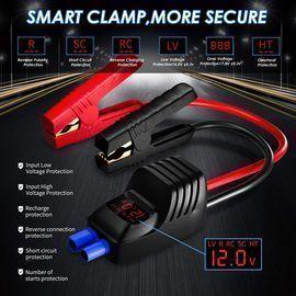 Portable Car Jump Starter
