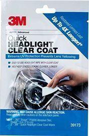3M Quick Headlight Clear Coat