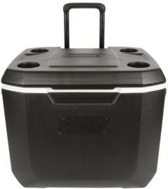 Coleman 50-Quart Xtreme 5-Day Heavy-Duty Cooler with Wheels