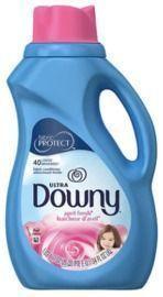 Downy Liquid Fabric Softener - 34oz
