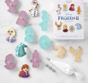 Disney Frozen 2 Boxed Cookie Kit