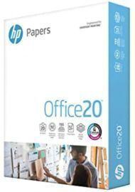 HP 8.5x11 Paper - 500 Sheets