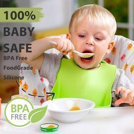Safe and Environmentally Friendly Baby Bibs