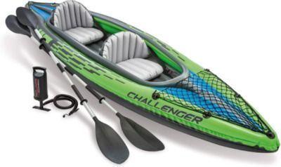 Intex Challenger Kayak Series ~ 2 seater