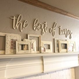Large DIY Wall Phrases