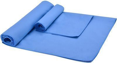 2 Pack Microfiber Travel Sports Towel
