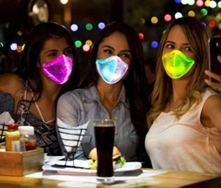 7 Color Lights Led Mask