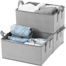 Jumbo Decorative Storage Boxes