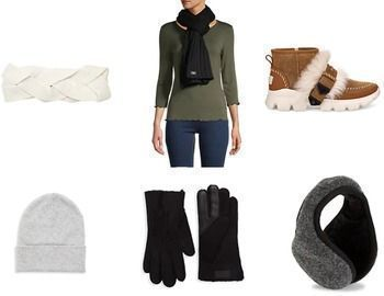 Up to 65% off Ugg cold weather gear