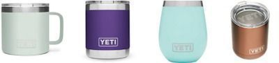YETI, multiple colors and styles on SALE