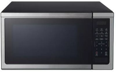 Oster 1.1 cu ft 1000W Microwave, Stainless Steel
