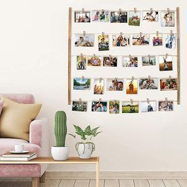Wood Photo Picture Frame
