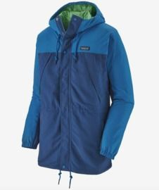 Patagonia Men's Recycled Nylon Parka