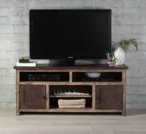 Woodsburgh TV Stand For TVs Up To 70
