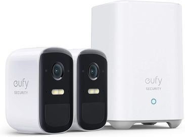 eufyCam 2K 2C Pro Wireless Home Security Cam Kit