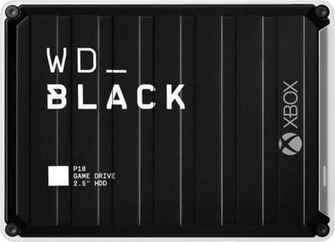 WD Black P10 1TB External SSD + 2 Month Of Xbox Game Pass
