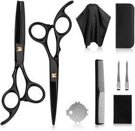 Hair Cutting Scissors Kit