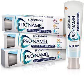 Sensodyne Pronamel Gentle Whitening 4-oz. Toothpaste 3-Pack