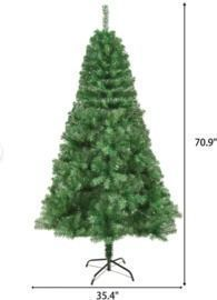 The Holiday Aisle 6-Ft. Artificial Christmas Tree