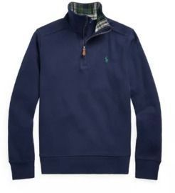 Polo Ralph Lauren Big Boys Quarter-Zip Pullover