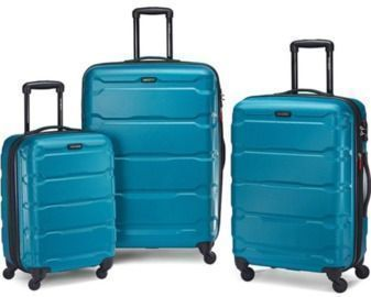 3-Piece Samsonite Omni Hardside Luggage Nested Spinner Set