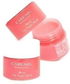 Carenel Lip Sleeping Mask - Set of 3