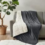 Velvet to Berber 12-lb. Weighted Blanket by Sleep Philosophy (5 Colors, Full)