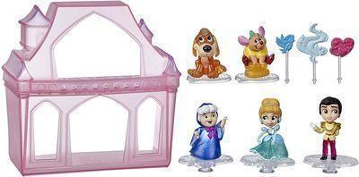 Disney Princess Comics Surprise Adventures Cinderella with 5 Dolls