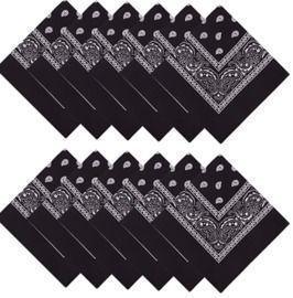 Cotton Multi-Purpose Square Scarf