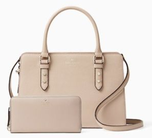 Kate Spade Surprise Sale - $159 Handbag + Wallet Bundle