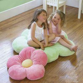 Flower Floor Pillow Seating Cushion