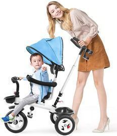 4 in 1 Kids Tricycle